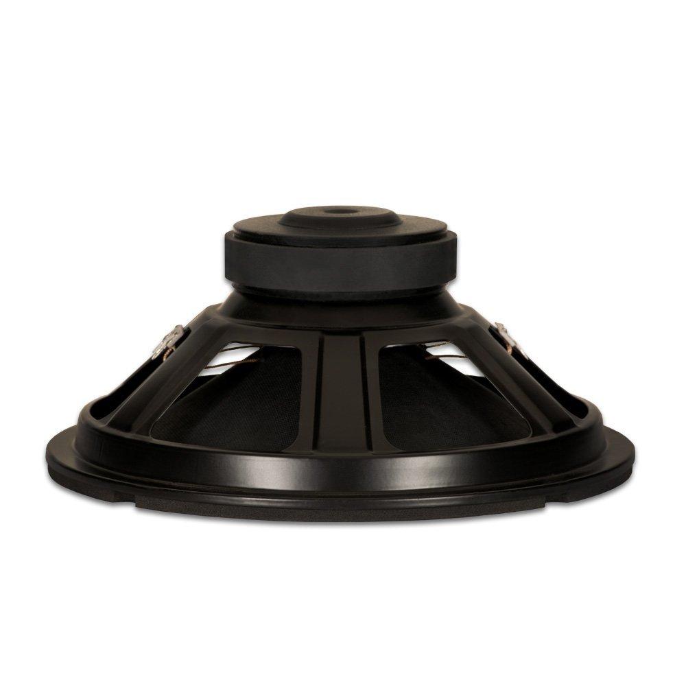 10 dual coil woofer laminated cone foam edge 8 ohm w 410dvc. Black Bedroom Furniture Sets. Home Design Ideas