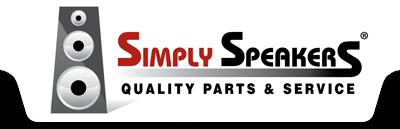 XL12D Speaker Foam Repair Kit W124 Cerwin Vega VW12P 1CV12-22 XL12S
