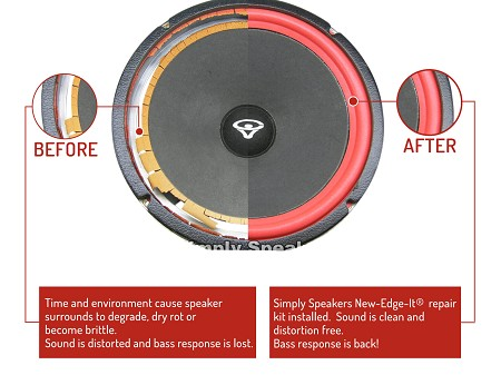 Speaker Repair Order Form