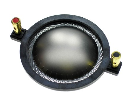 SS Audio Diaphragm For B&C DE600, DE610. DE620, Others, 8 Ohm, D-BCMMD600-8