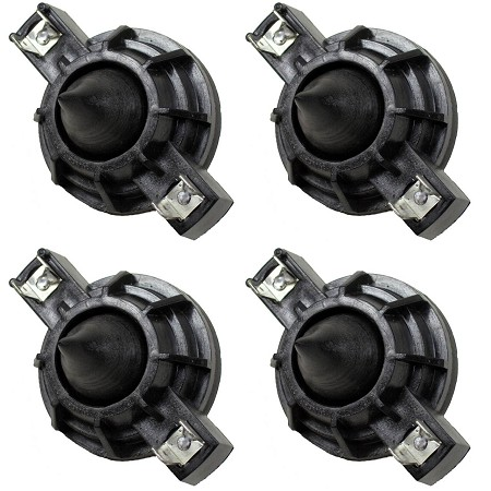 SS Audio Diaphragm for EV, Eliminator, DH3, DH2010, 8 Ohm, D-DH3 (4 PACK)