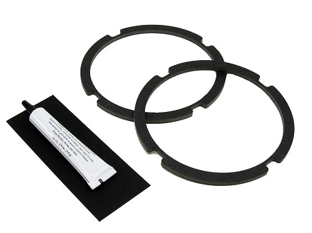"Speaker Replacement Gasket Kit, 6.5"", GASK-6.5 (PAIR)"