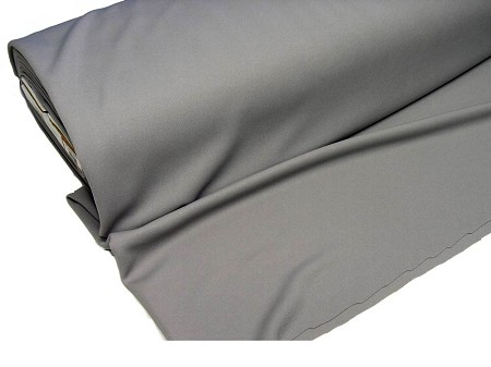 "Gray Speaker Grill Cloth 60"" x 36"", A-574 - Discontinued"
