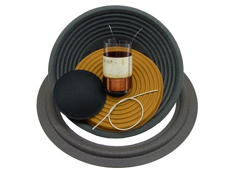 "SS Audio Recone Kit for 10"" Advent Large Advent, New Advent, 6 Ohms, RK-Advent10"