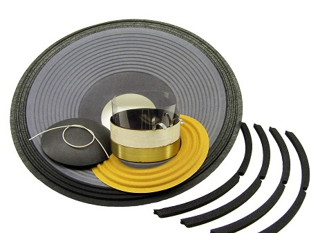 "SS Audio Recone Kit for 15"" JBL 2226H, HPL, 8 Ohms, RK-JBL2226-8"