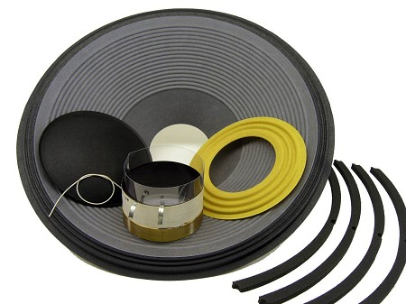"SS Audio Recone Kit for 18"" JBL 2241G, GPL, 4 Ohms, RK-JBL2241-4"