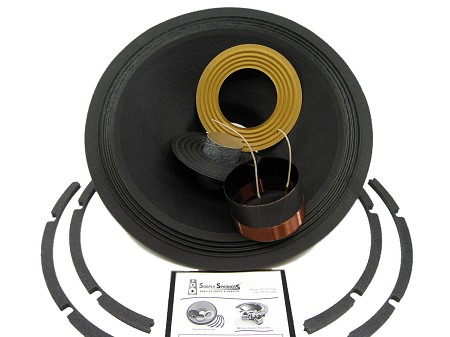 "Genuine Eminence Recone Kit for 18"" Kilomax 18A, 8 Ohms, EM-RK-KILOMAXPRO18A"