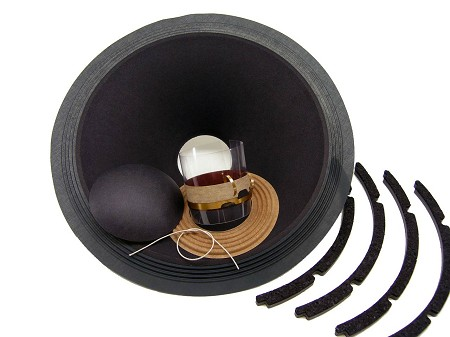 "SS Audio Recone Kit for 15"" Altec Lansing, 416-8A, 8 Ohms, RK-AL416-8A"