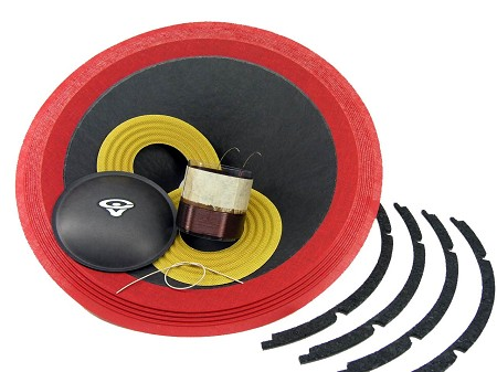 "SS Audio Recone Kit for 18"" Cerwin Vega 189SE, 8 Ohms, RK-CV189SE"