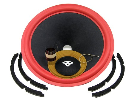 "SS Audio Recone Kit for 15"" Cerwin Vega CVW-15-4, E-315, 4 Ohms, RK-CVW15-4"