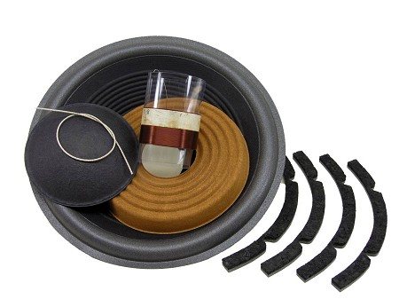 "SS Audio Recone Kit for 10"" JBL 127A, 127H, 8 Ohms, RK-JBL127A"