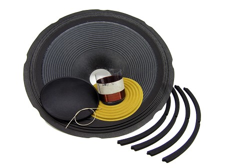 "SS Audio Recone Kit for 18"" JBL 2043G, 4 Ohms, RK-JBL2043-4"