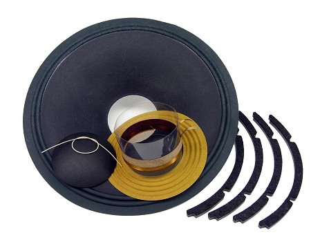 "SS Audio Recone Kit for 15"" JBL 2220, 2220H, 8 Ohms, RK-JBL2220-8"