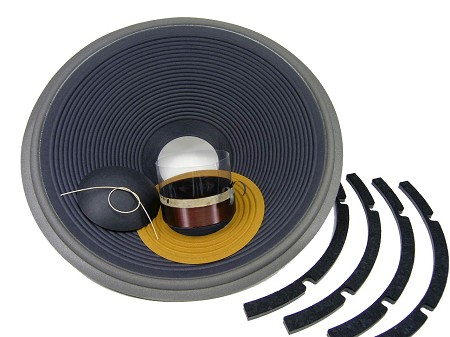 "SS Audio Recone Kit for 18"" JBL 2245H, 8 Ohms, RK-JBL2245-8"
