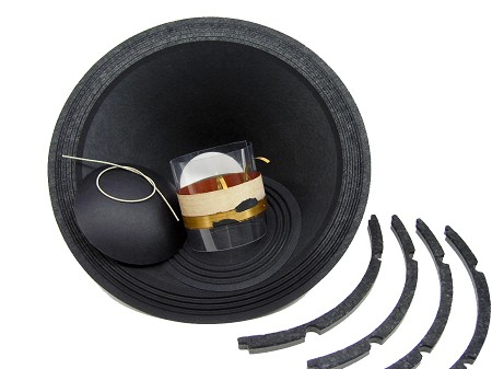 "SS Audio Recone Kit for 12"" JBL G125, 8 Ohms, RK-JBLG125-8"