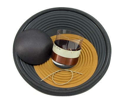 "SS Audio Recone Kit for 12"" JBL LE120H, 8 Ohms, RK-JBLLE120H"