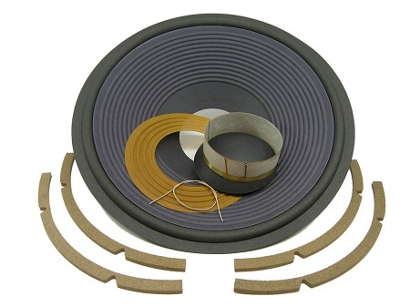 "SS Audio Recone Kit for 15"" JBL LE15A, 2215H, 8 Ohms, RK-JBLLE15A"
