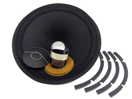 "SS Audio Recone Kit for 18"" Klipsch K-49-K, 4 Ohms, RK-KLPK-49-K"