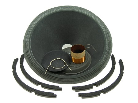 "SS Audio Recone Kit for 15"" Klipsch K-33E, K-34E, 4 Ohms, RK-KLPK-33E"