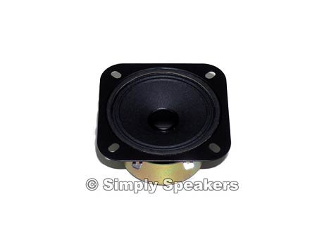 "2"" Onkyo Tweeter, Paper Cone, 8 Ohm, 580213, Sold Out!"