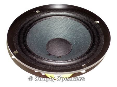"6.5"" Onkyo Woofer, Paper Cone, 8 Ohm, 580618-1001, Sold Out!"