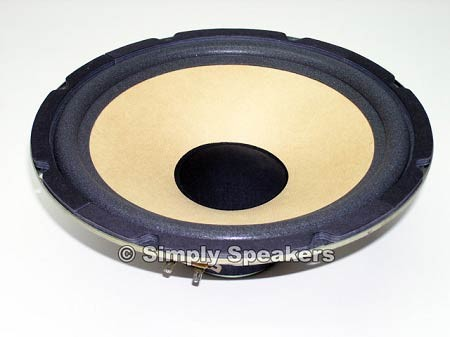 "10"" Woofer, White Paper Cone, 8 Ohm, 700112, Sold Out!"