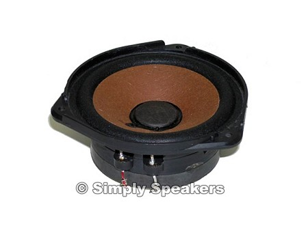 "4.5"" Bose 901 Driver, 1 Ohm, Sold Out!"