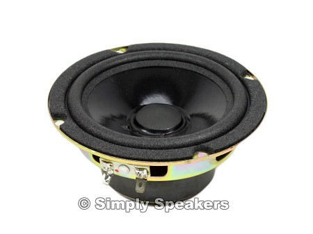 JBL Factory Replacement Woofer, 4 Ohms, Control 1, Pro III, C1003, New Old Stock, Sold Out!