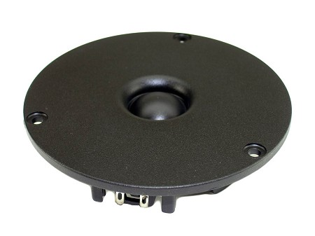 "3.5"" Poly Soft Dome Tweeter, .75"" Dome, Ferro Fluid, T-145"